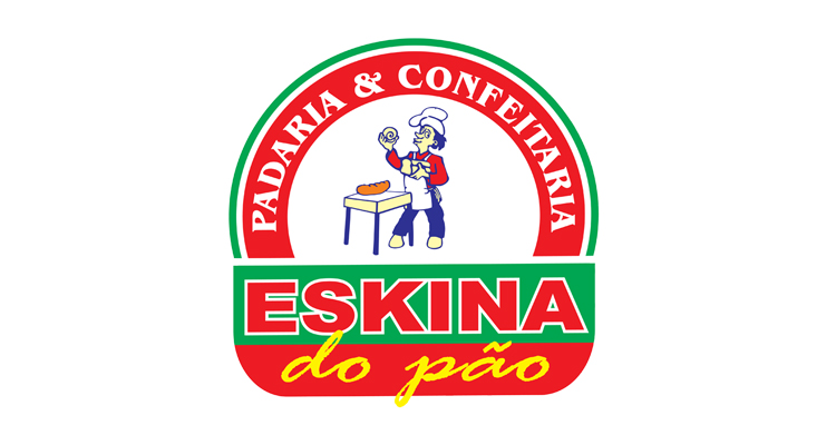 Logo Padaria Eskina do Pão