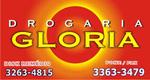 Logo Drogaria Glória