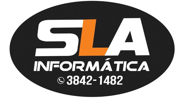 Logo SLA Informática