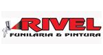 Logo Rivel Funilaria e Pintura