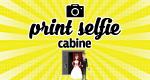 Logo Print Selfie Cabine