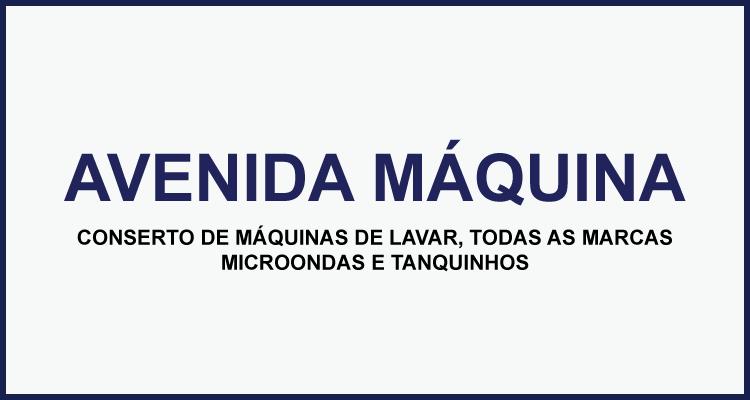 Logo Avenida Máquina