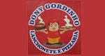 Logo Dony Gordinho Lanchonete e Pizzaria