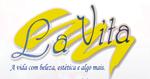 Logo Salão Beleza La Vita