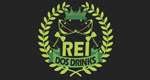 Logo Rei dos Drinks