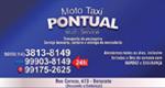 Disk Moto Pontual 24 horas