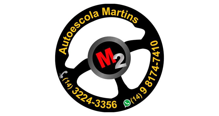 Logo Auto Escola Martins
