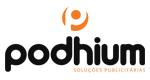 Logo Podhium Soluções Publicitárias