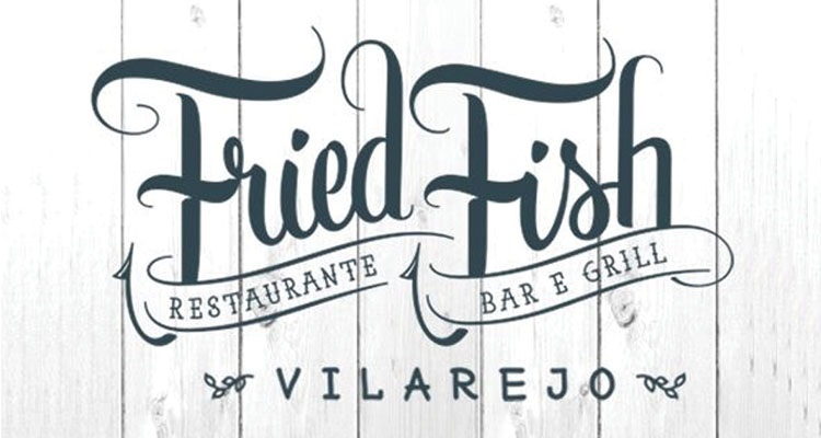 Logo Fried Fish Vilarejo