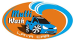 Logo Multi Wash Lava Car - Unidade II