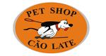 Logo Pet Shop Cão Late (Centro)