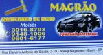 Logo Magrão Martelinho