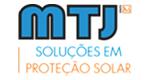 Logo  MTJ Soluções em Proteção Solar