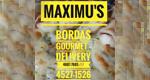 Maximu's Pizzas Esfihas e Lanches