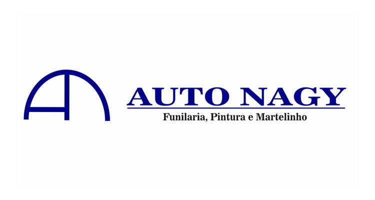 Logo Auto Nagy Funilaria, Pintura e Martelinho