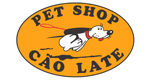 Logo Pet Shop Cão Late (Nove de Julho)