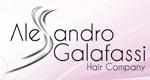 Logo Alessandro Galafassi Hair Company