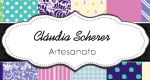 Logo Cláudia Scherer Artesanato