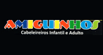 Logo Amiguinhos Cabeleireiro Infantil e Adulto