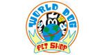 Logo World Dog Pet Shop