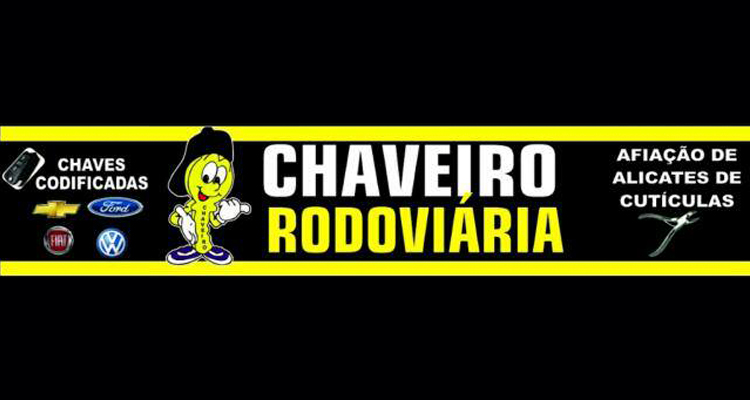 Logo Chaveiro Rodoviária