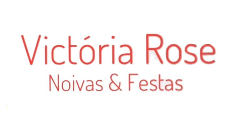 Logo Victória Rose Noivas e Festas