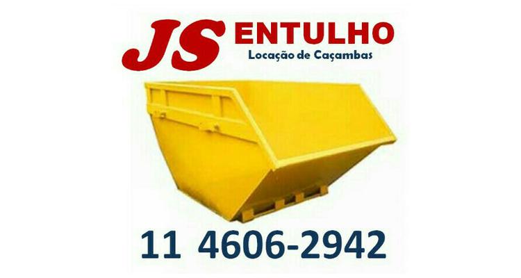 Logo JS Entulho