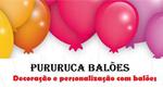 Pururuca Balões - Decoração e Personalização com Balões