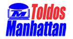 Logo Toldos Manhattan