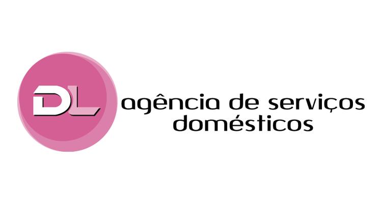 Logo DL Agência de Serviços Domésticos