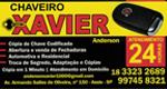 Chaveiro Xavier