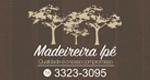 Logo Madeireira Ipê