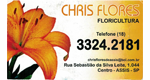Logo Chris Flores