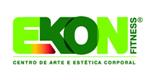 Logo Ekon Fitness - Centro de Artes e estética Corporal