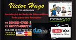 Logo Victor Hugo Tec. Antenista
