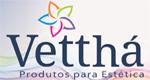 Logo Vetthá - Produtos para Estética