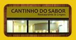 Logo Cantinho do Sabor Restaurante e Crepe