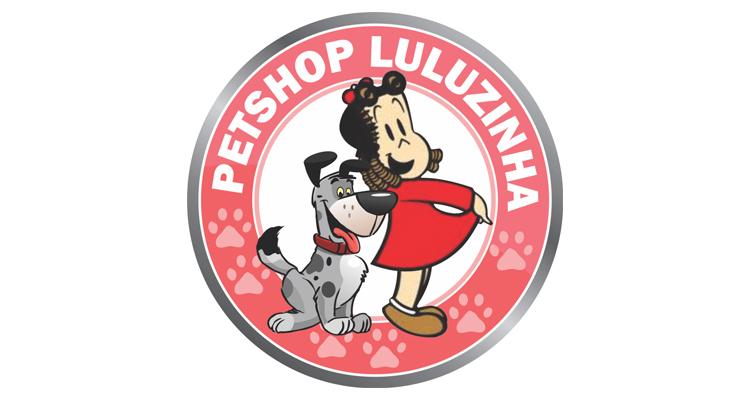 Logo Pet Shop Luluzinha