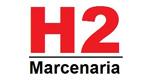 Logo H2 Marcenaria