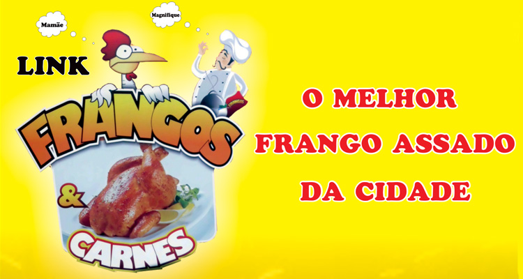 Logo Link Frangos e Carnes