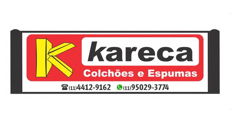 Logo Kareca Colchões e Espumas