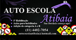 Logo Auto Escola Atibaia