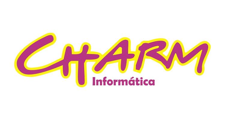 Logo Charm Informática
