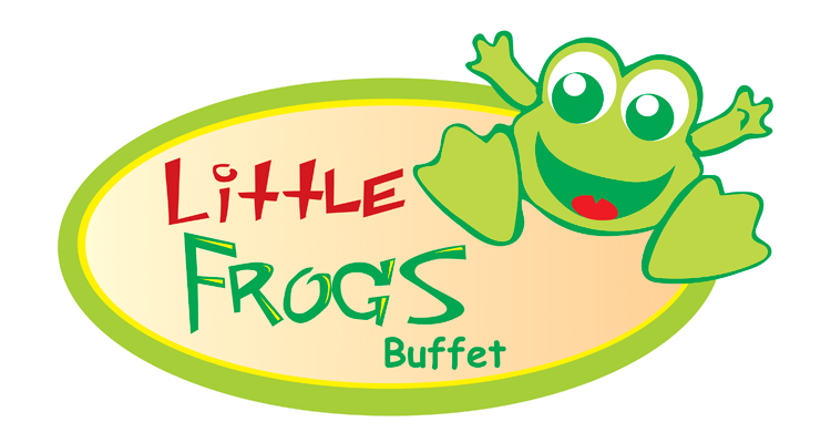 Logo Buffet Little Frogs