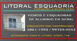 Logo Litoral Esquadria