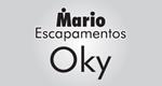 Logo Mário Escapamentos Oky
