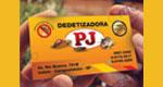 Logo Dedetizadora PJ