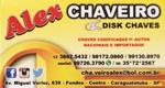 Logo Alex Chaveiro
