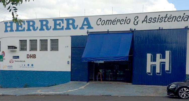 Logo Herrera Comércio e Assistência Técnica