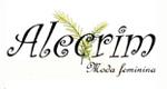 Logo Alecrim Moda Feminina